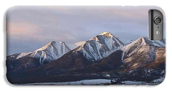 Mt. Princeton Panorama IPhone 6s Plus Case by Aaron Spong