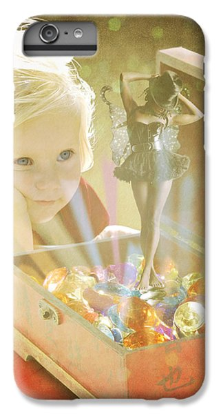 Musicbox Magic IPhone 6s Plus Case by Linda Lees