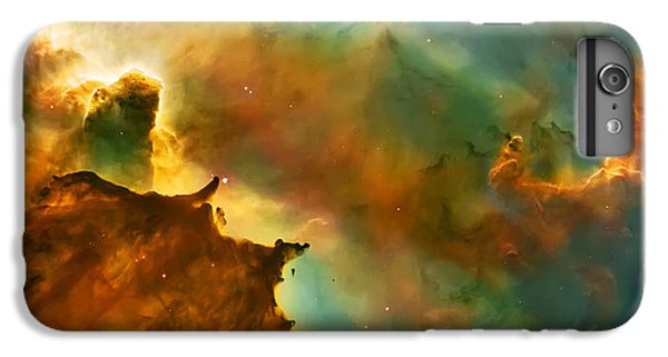 Science Fiction iPhone 6s Plus Case - Nebula Cloud by Jennifer Rondinelli Reilly - Fine Art Photography