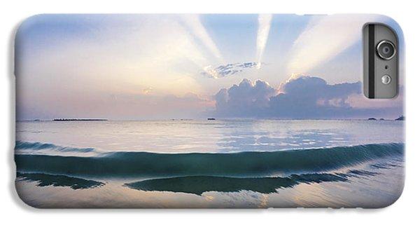 Ocean iPhone 6s Plus Case - Neptune Step. by Sean Davey