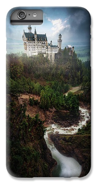 Fairy iPhone 6s Plus Case - Neuschwanstein. by Juan Pablo De