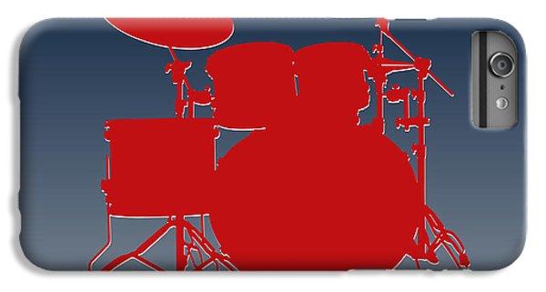 New England Patriots Drum Set IPhone 6s Plus Case by Joe Hamilton