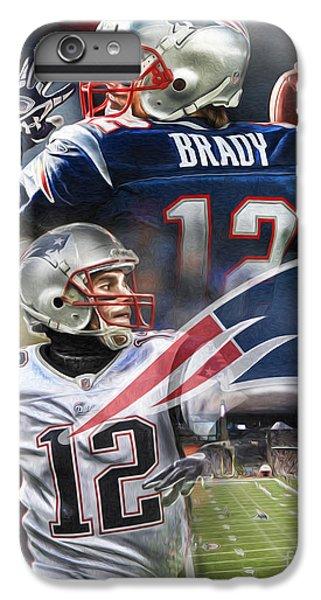 New England Patriots IPhone 6s Plus Case
