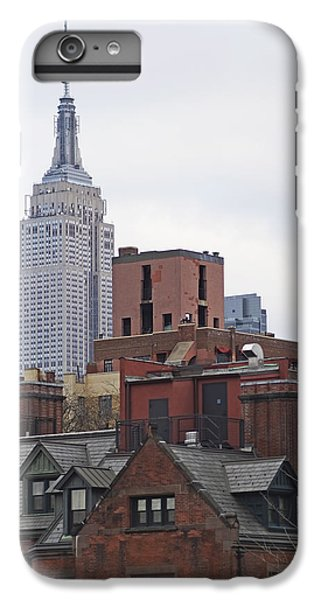 New York Buttes IPhone 6s Plus Case