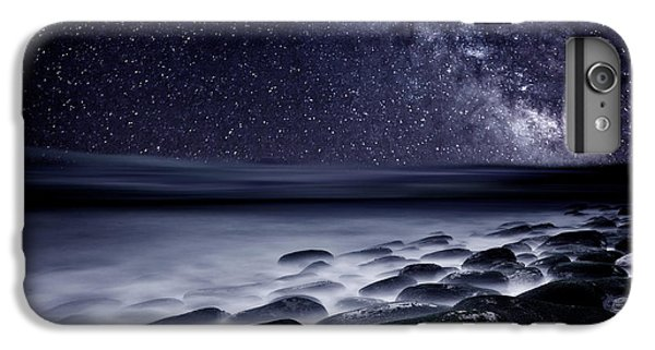Star iPhone 6s Plus Case - Night Shadows by Jorge Maia