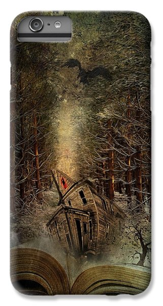 Night Story IPhone 6s Plus Case by Svetlana Sewell