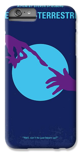 Aliens iPhone 6s Plus Case - No282 My Et Minimal Movie Poster by Chungkong Art
