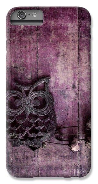 Nocturnal In Pink IPhone 6s Plus Case by Priska Wettstein