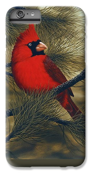 Northern Cardinal IPhone 6s Plus Case
