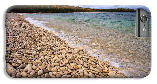 Lake Michigan iPhone 6s Plus Case - Northern Shores by Adam Romanowicz