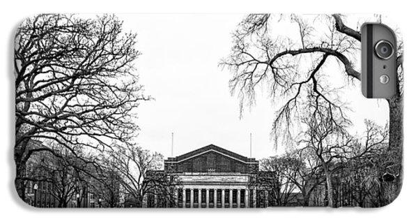 Northrop Auditorium At The University Of Minnesota IPhone 6s Plus Case by Tom Gort