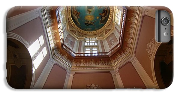 Notre Dame Ceiling IPhone 6s Plus Case