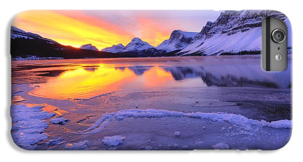 iPhone 6s Plus Case - November Freeze 2 by Dan Jurak