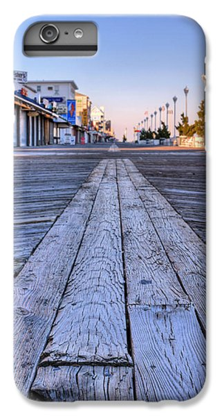 Ocean City IPhone 6s Plus Case by JC Findley