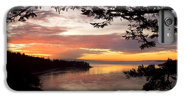 Ocean Sunset Deception Pass IPhone 6s Plus Case