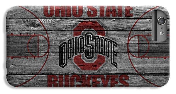 Ohio State Buckeyes IPhone 6s Plus Case by Joe Hamilton
