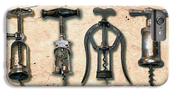 Old Corkscrews Painting IPhone 6s Plus Case