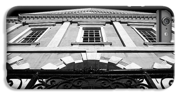 Old Exchange Building IPhone 6s Plus Case by John Rizzuto
