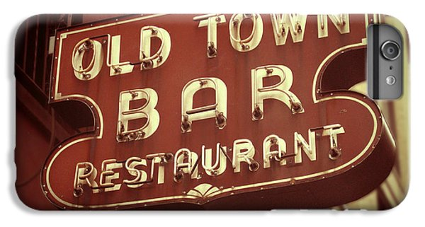 Town iPhone 6s Plus Case - Old Town Bar - New York by Jim Zahniser