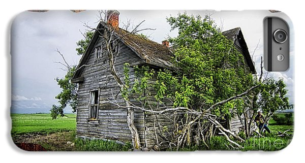 Old Wood House IPhone 6s Plus Case by Marvin Blaine