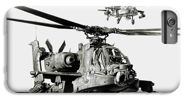 Helicopter iPhone 6s Plus Case - On The Way by Murray Jones