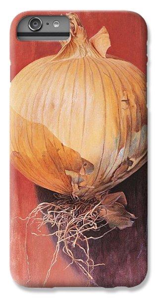 Onion IPhone 6s Plus Case by Hans Droog