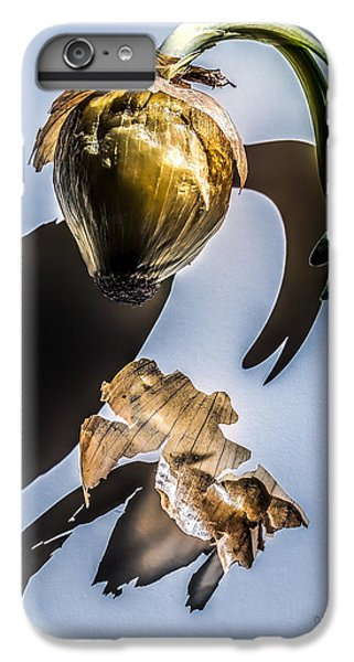 Onion Skin And Shadow IPhone 6s Plus Case by Bob Orsillo