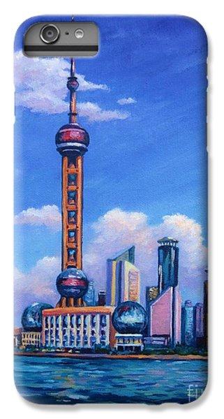 Oriental Pearl Shanghai IPhone 6s Plus Case