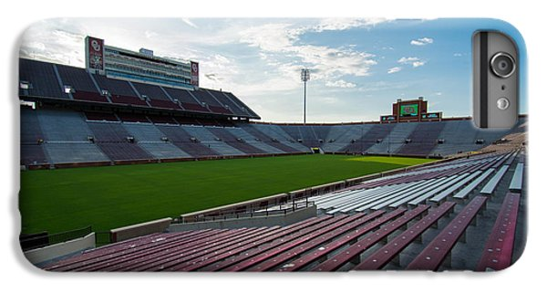 Oklahoma University iPhone 6s Plus Case - Owen Field  by Nathan Hillis