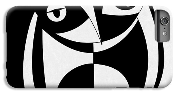 Own Abstract  IPhone 6s Plus Case by Mark Ashkenazi