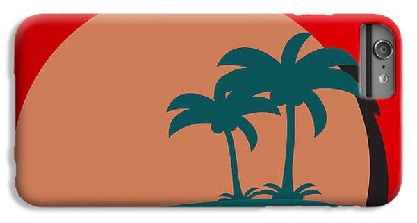 Hot iPhone 6s Plus Case - Palm Trees by Berkut
