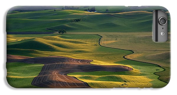 Palouse Shadows IPhone 6s Plus Case by Mike  Dawson