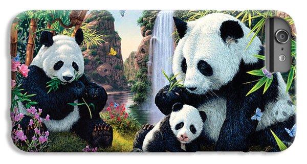 Panda Valley IPhone 6s Plus Case