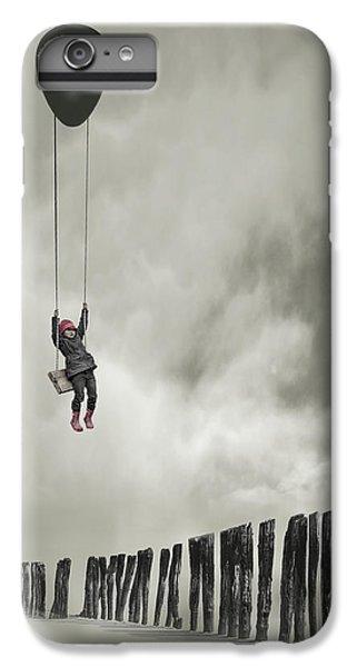 Hot iPhone 6s Plus Case - Passe-muraille by David Senechal Photographie