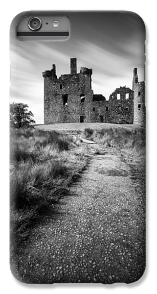 Path To Kilchurn Castle IPhone 6s Plus Case