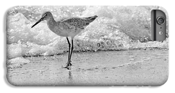 Sandpiper iPhone 6s Plus Case - Pause by Betsy Knapp