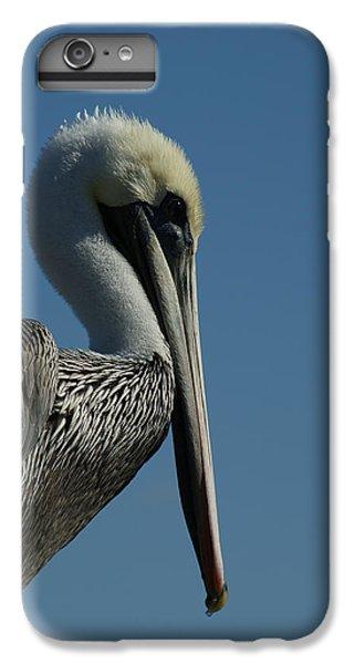 Pelican Profile 2 IPhone 6s Plus Case by Ernie Echols