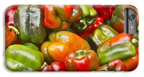IPhone 6s Plus Case featuring the photograph Peppers by Ricky L Jones