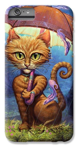 Umbrella iPhone 6s Plus Case - Personal Sunshine by Jeff Haynie