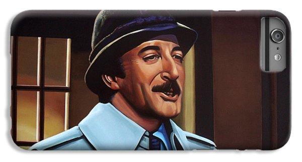 Peter Sellers As Inspector Clouseau  IPhone 6s Plus Case by Paul Meijering