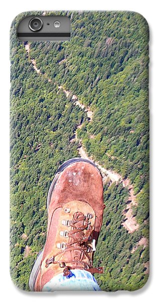 IPhone 6s Plus Case featuring the photograph Pieds Loin Du Sol by Marc Philippe Joly