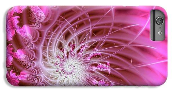 Pink IPhone 6s Plus Case by Lena Auxier