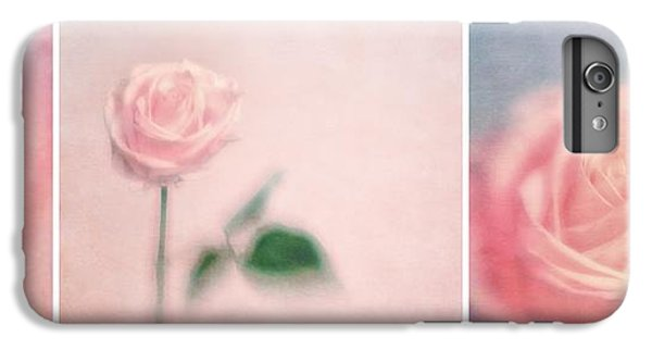 Rose iPhone 6s Plus Case - Pink Moments by Priska Wettstein