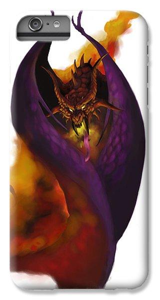 Dungeon iPhone 6s Plus Case - Pit Fiend by Matt Kedzierski