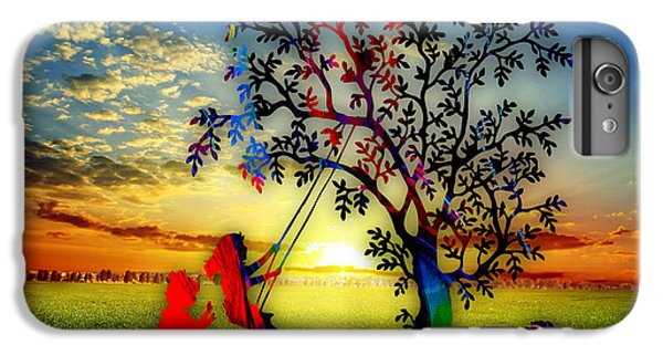 Playful At Sunset IPhone 6s Plus Case by Marvin Blaine