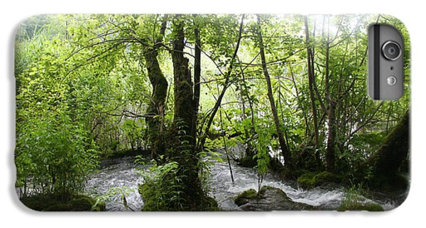 Plitvice Lakes IPhone 6s Plus Case by Travel Pics