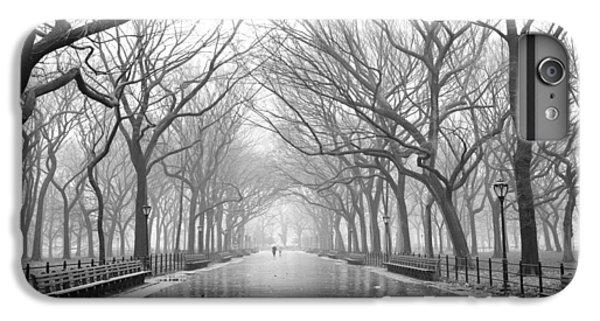 New York City - Poets Walk Central Park IPhone 6s Plus Case