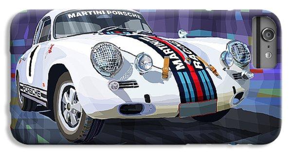 Porsche 356 Martini Racing IPhone 6s Plus Case