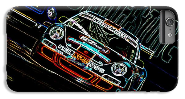 Porsche 911 Racing IPhone 6s Plus Case