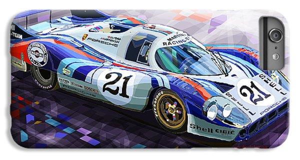 Porsche 917 Lh Larrousse Elford 24 Le Mans 1971 IPhone 6s Plus Case